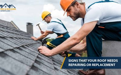 Signs that your roof needs repairing or replacement